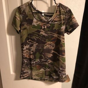 Camp shirt. With tags